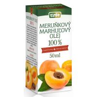 VIRDE Marhuľový olej 100% 50 ml