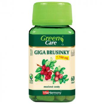 VITA HARMONY Giga Brusnice 7.700 mg 60 tabliet