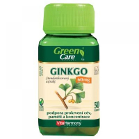 VITA HARMONY Ginkgo 60 mg 50 kapsúl
