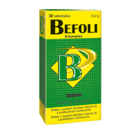 VITABALANS Befoli Depot 30 tabliet