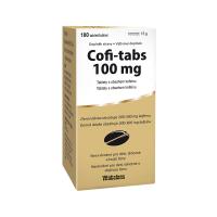 VITABALANS Coffi tabs 100 tabliet