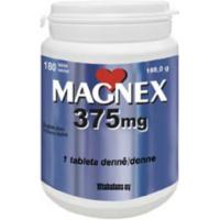 VITABALANS Magnex 375 mg 180 tabliet
