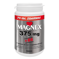 VITABALANS Magnex 375 mg + B6 250 tabliet