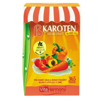 VitaHarmony Beta karotén 10.000mj 365 tabliet