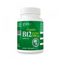 NUTRICIUS Vitamín B12 EXTRA 1000 g 90 tabliet