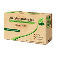 VITAMIN STATION Rýchlotest Alergia-totálne IgE samodiagnostický test z krvi 1 sada