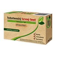 VITAMIN STATION Rýchlotest Tehotenský samodiagnostický test z krvi 1 sada