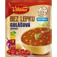 VITANA polievka bez lepku Gulášová 60 g