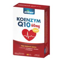 VITAR Koenzým Q10 60 mg forte 60 kapsúl