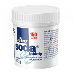 VITAR Soda 150 tabliet
