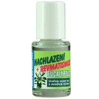 Eukalyptový olej 100% 15 ml