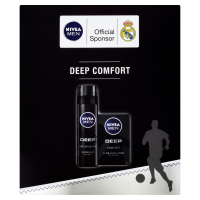 NIVEA Men Deep Comfort Darčekové balenie