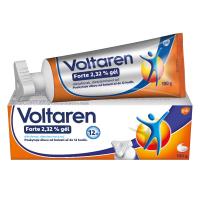 Voltaren Forte 2,32 % gél gel (tuba LDPE/Al/HDPE) 1x100 g