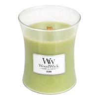 WOODWICK Vonná sviečka váza Fern 275 g