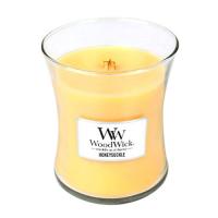 WOODWICK Vonná sviečka váza Honeysuckle 275 g