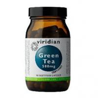 VIRIDIAN Nutrition Organic Green Tea 90 kapsúl