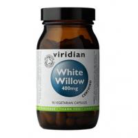 VIRIDIAN Nutrition White Willow Bark 400 mg 90 kapsúl