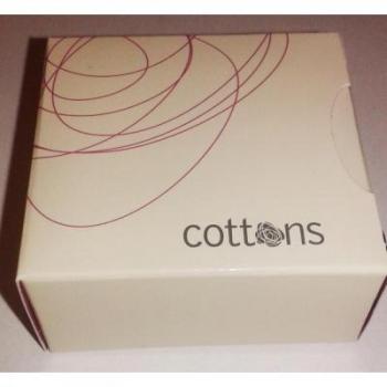 Vzorka Cottons hygienické tampóny 8 kusov