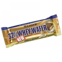 WEIDER Wafer Whey proteínová tyčinka Stracciatella 35 g