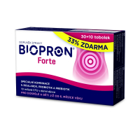 WALMARK Biopron Forte 30 kapsúl +10 kapsúl ZADARMO
