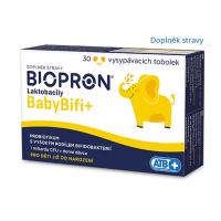 BIOPRON Laktobacily Baby BiFi+ 30 toboliek