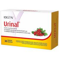 IDELYN Urinal so zlatobyĺou 30 toboliek