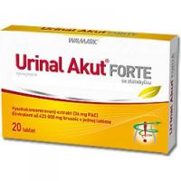 WALMARK Urinal akut forte so zlatobyľou 20 tabliet