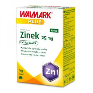 WALMARK Zinok Forte 25 mg 90 tabliet