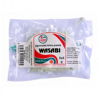 Wasabi, japonský chren v prášku