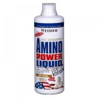 WEIDER Amino Power Liquid komplexné aminokyseliny Mandarínka 1000 ml