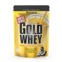 Gold Whey, srvátkový proteín, Weider, 500 g - Vanilka