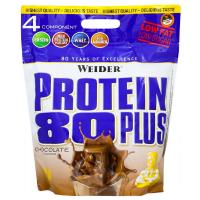 WEIDER Protein 80 plus príchuť čokoláda 2000 g