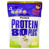 WEIDER Proteín 80 plus príchuť pistácia 500 g