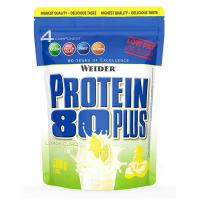 WEIDER Protein 80 Plus Citron-Jogurt 500 g