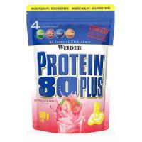 WEIDER Proteín 80 plus jahoda 500 g
