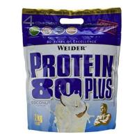 WEIDER Proteín 80 plus príchuť kokos 2000 g