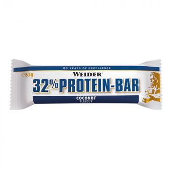 WEIDER Protein bar 32% proteínová tyčinka kokosová 60 g