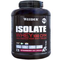 WEIDER  Isolate whey 100 CFM srvátkový izolát príchuť jahodová zmrzlina 2 kg