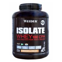 WEIDER Isolate whey 100 CFM srvátkový izolát príchuť cookie & cream 2 kg