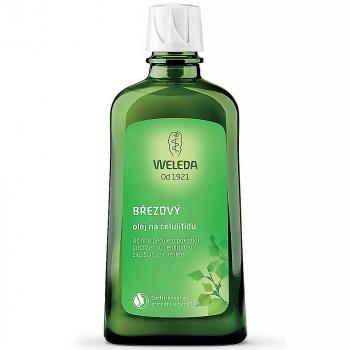 WELEDA Brezový olej na celulitídu 200 ml