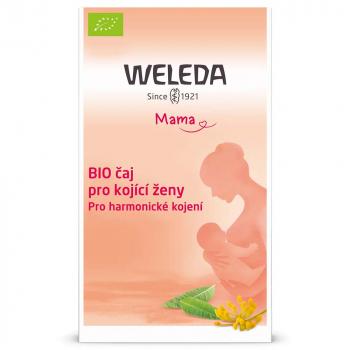WELEDA BIO čaj pre dojčiace ženy 40 g