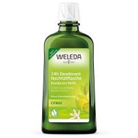 WELEDA Citrusový telový deodorant - náplň 200 ml