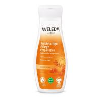 WELEDA Energizujúce Telové mlieko 200 ml