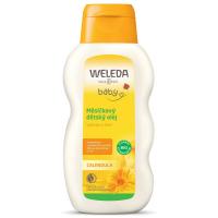 WELEDA Nechtíkový detský olej 200 ml