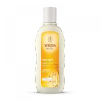 WELEDA Ovsený regeneračný šampón pre suché a poškodené vlasy 190 ml