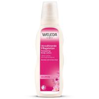 WELEDA Ružové ošetrujúce telové mlieko 200 ml