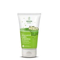 WELEDA Sprchový šampón 2v1 Veselá limetka 150 ml