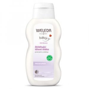 WELEDA Upokojujúce telové mlieko 200 ml : Výpredaj