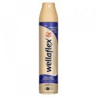 Wellaflex Boost silno tužiaci lak na vlasy pre objem 250ml
