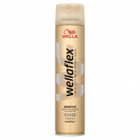 Wellaflex Sensitive lak na vlasy 250 ml